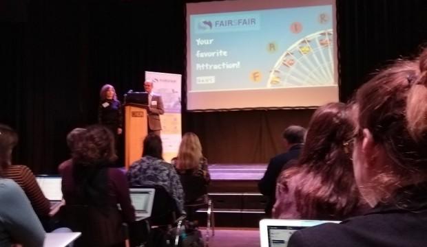Réunion de lancement du projet européen FAIRsFAIR à Amsterdam