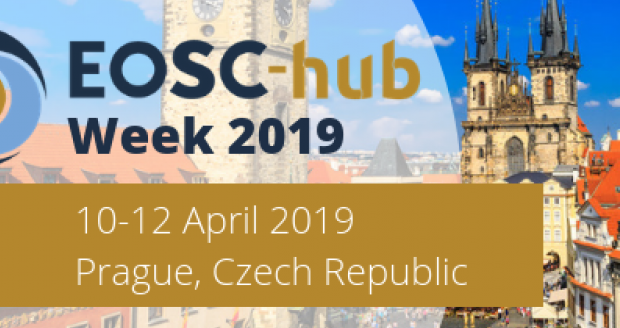 News from EOSC-hub week, 10-12 Avril 2019, Prague
