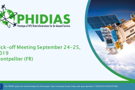 Kick-off meeting PHIDIAS