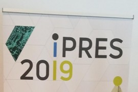 iPres 2019: International Conference on Digital Preservation