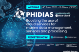 PHIDIAS: Boosting the use of cloud services for marine data management, services and processing